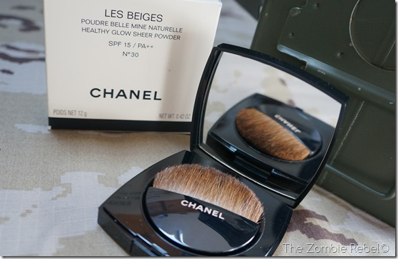 Chanel Les Beiges2