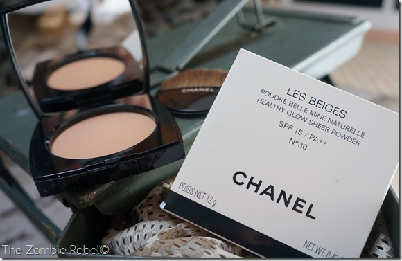 Chanel Les Beiges3