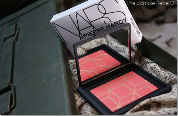 NARS Boys Don't Cry Blush – Pierre Hardy Collection