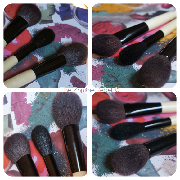 Bobbi Brown brushes (2)