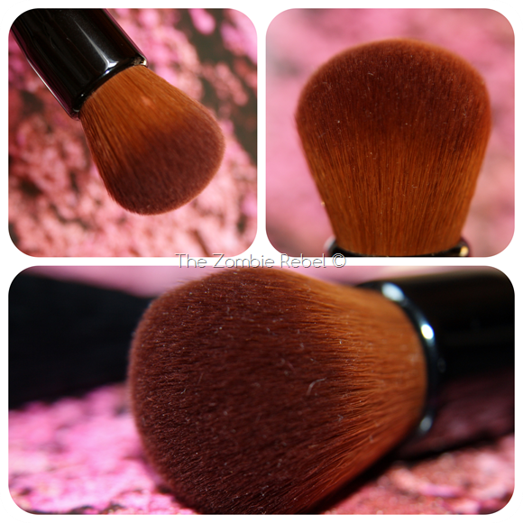 Bobbi Brown brushes (8)
