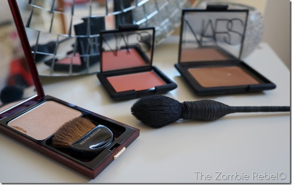 The Zombie Rebel - NARS Blush & Bronzer (4)