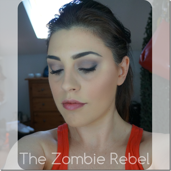 The Zombie Rebel NARS Fairys Kiss Look (4)