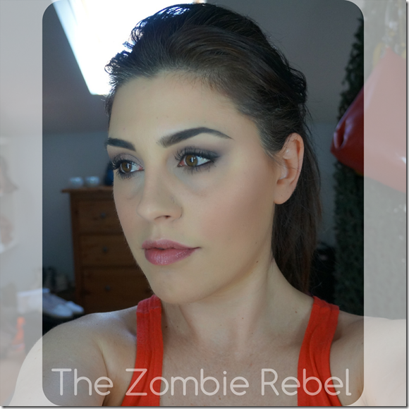 The Zombie Rebel NARS Fairys Kiss Look (5)