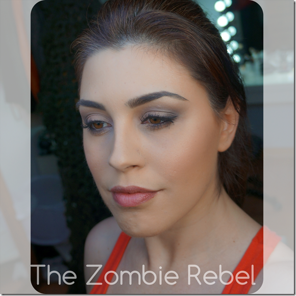 The Zombie Rebel NARS Fairys Kiss Look