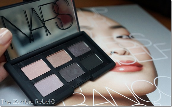 The Zombie Rebel - NARS Faitys Kiss Palette (2)