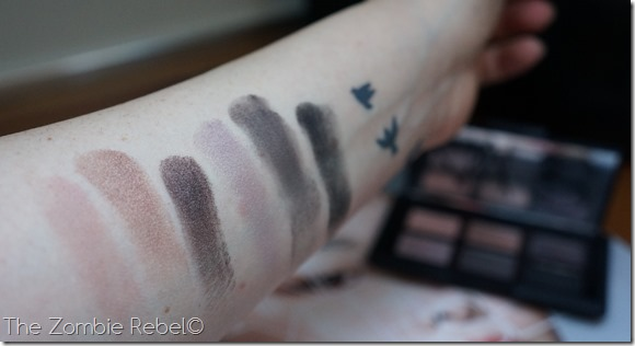 The Zombie Rebel - NARS Faitys Kiss Palette (4)