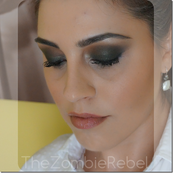 The Zombie Rebel - NARS Ride Up To The Moon Look (1)