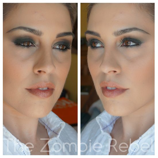 The Zombie Rebel - NARS Ride Up To The Moon Look (7)