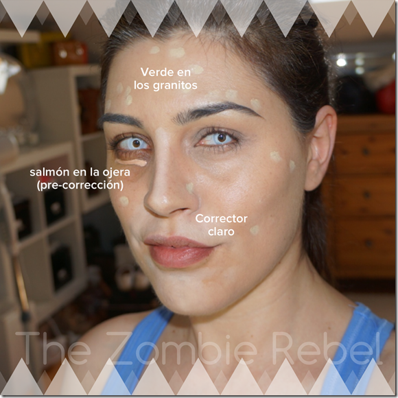 The Zombie Rebel - Zombie Camouflage (1)