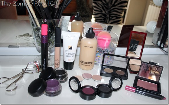 NARS Indulge Collection Look