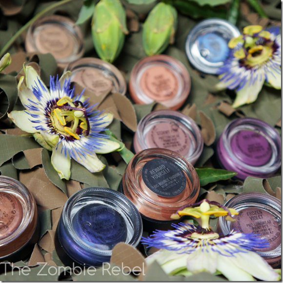 The Zombie Rebel - MAC Paint Pots Pro Longwear (2)