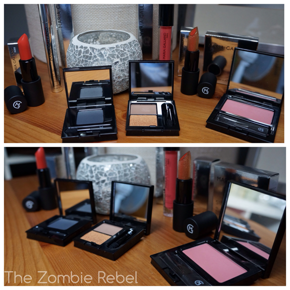 The Zombie Rebel - Sorteo Maria Galland Kit MakeUp (4)