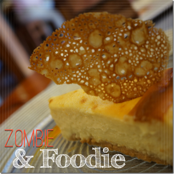 The Zombie Rebel - Zombie & Foodie