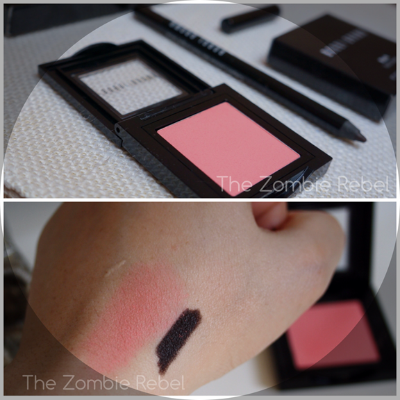 The Zombie Rebel -Bobbi Brown Rich Chocolate