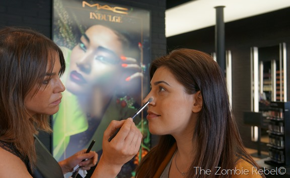 The Zombie Rebel - Masterclass Maite Tuset MAC (5)