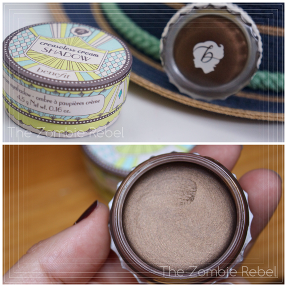 The zombie Rebel - Benefit Bronze Have More Fun eyeshadow