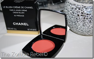 The zombie Rebel - Chanel Creme Blush Presage (1)