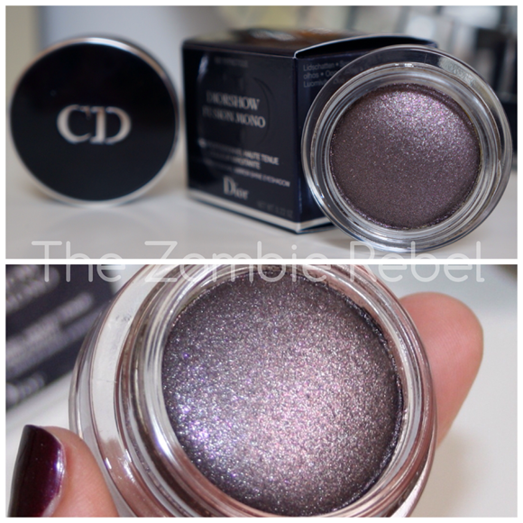 The zombie Rebel - Dior Mystic Metallics Millenium