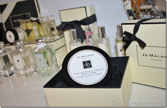 The zombie Rebel - Jo Malone Body Cream