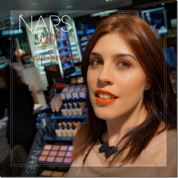 NARS Uzo Makeup Session - The Zombie Rebel