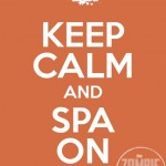 Keep Calm and Spa On!