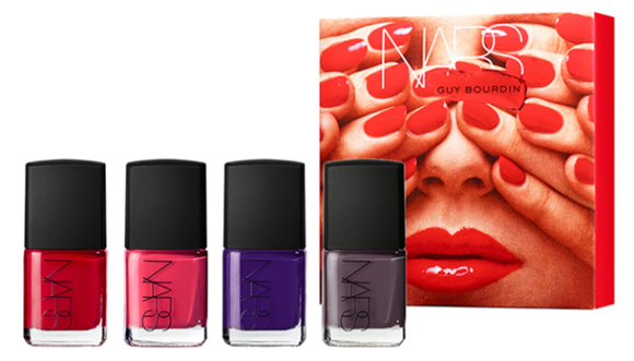 The Zombie Rebel - NARS Guy Bourdin Beautiful Stranger Nail Polish Set