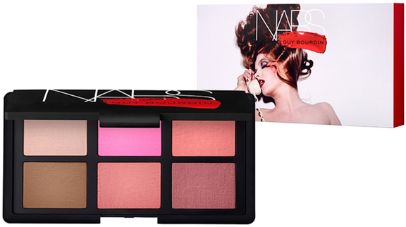 The Zombie Rebel - NARS Guy Bourdin One_Night_Stand_Blush_Palette