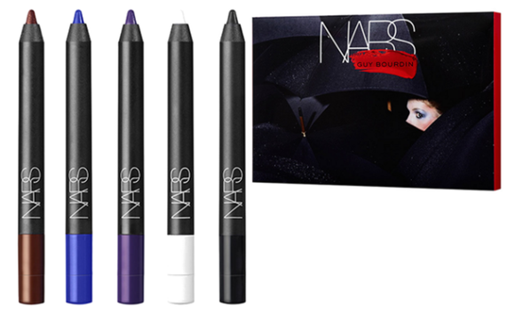 The Zombie Rebel - NARS Guy Bourdin Voyeur Larger Than Life Long-Wear Eyeliner Set