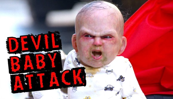 The Zombie Rebel - devilbabyattack