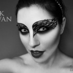Black Swan Makeup Tutorial x Carnaval