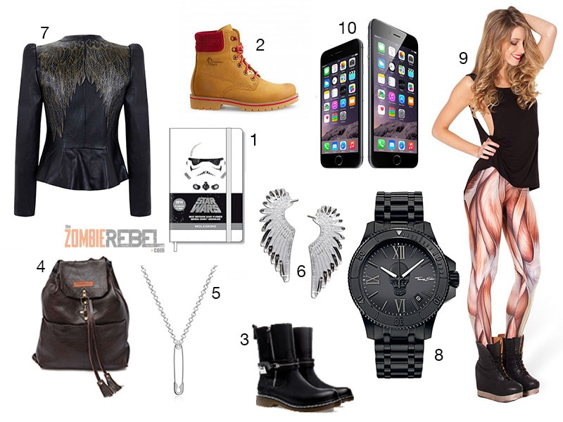 Fashion Lifestyle Wishlist-TheZombieRebel