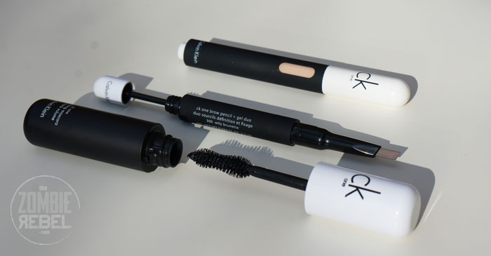 ck-one-mascara-brows-concealer1-Bunker-Essentials-TheZombieRebel