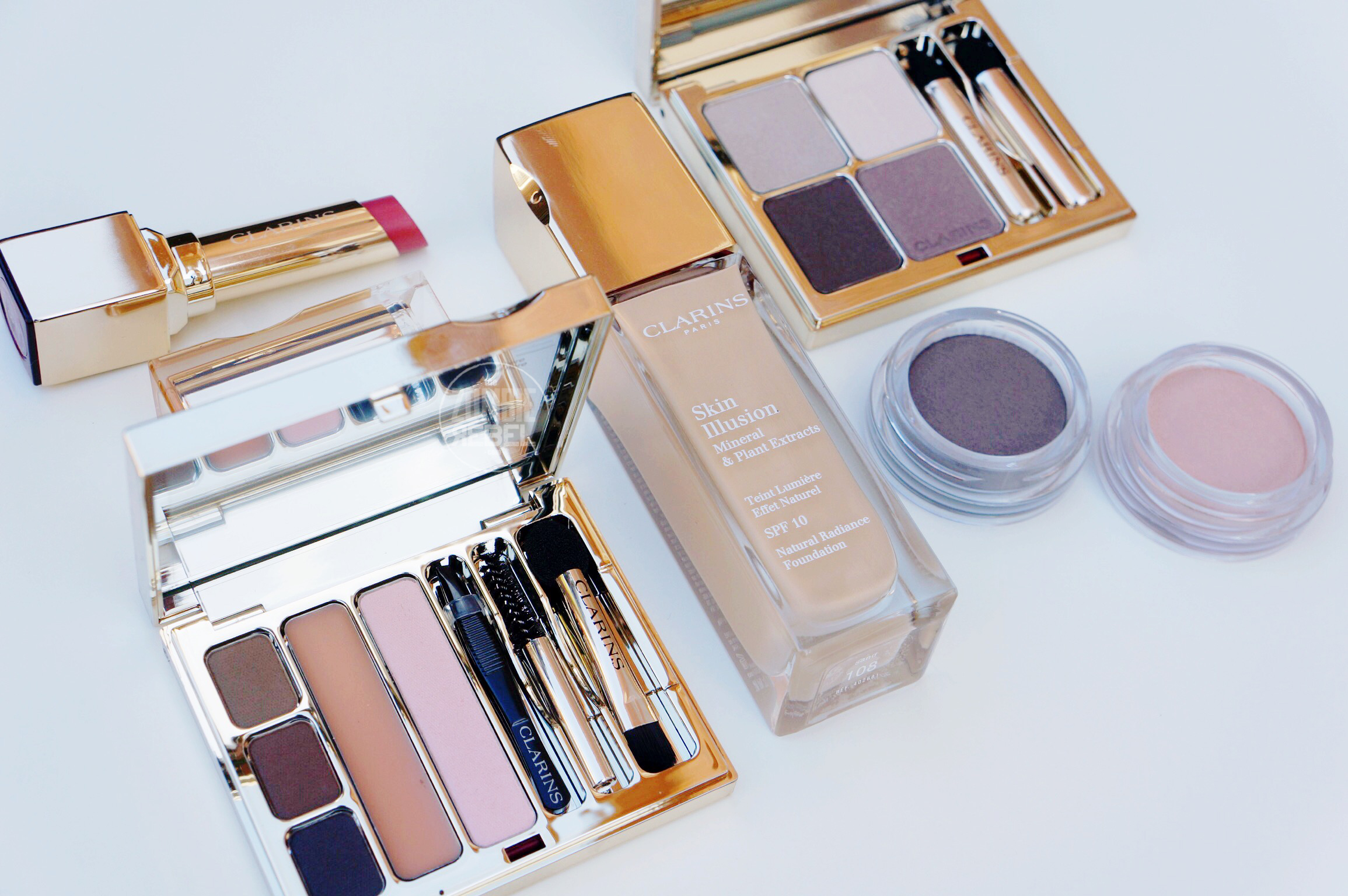 Clarins Ladylike Collection Fall 2014 TheZombieRebel