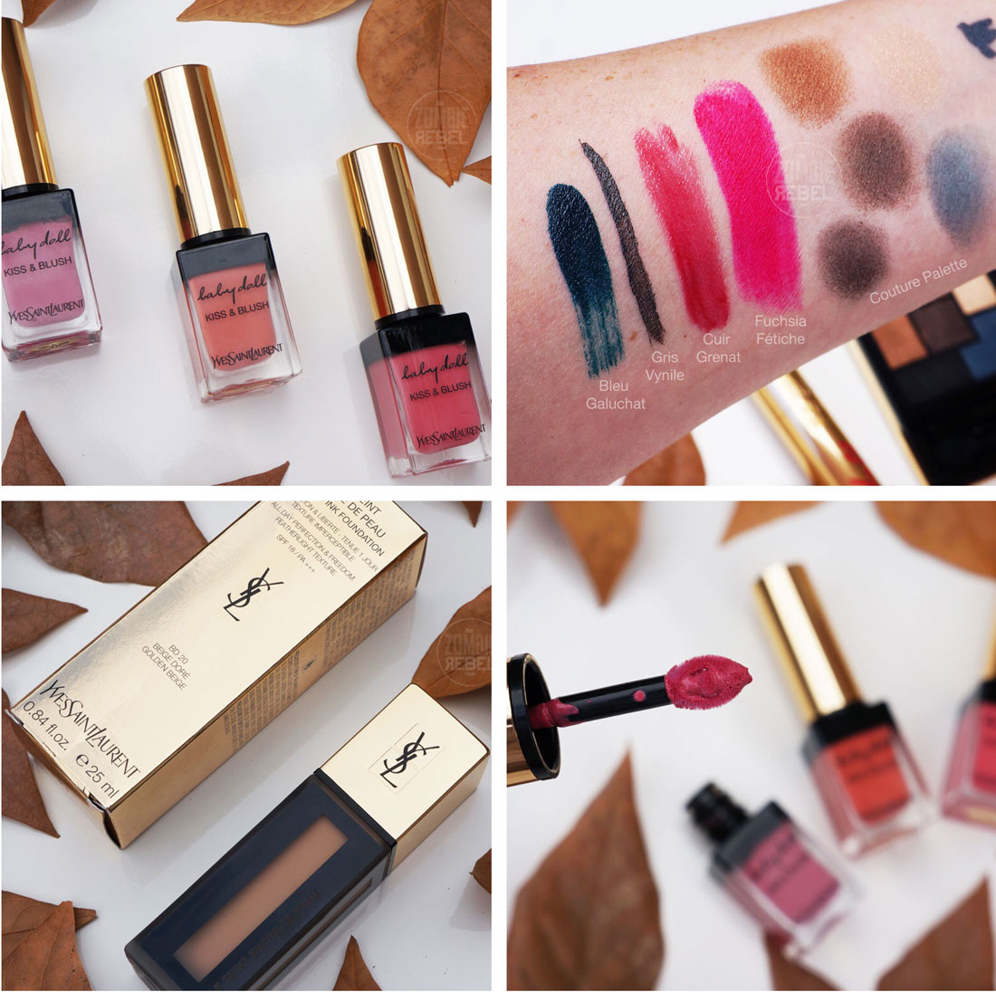 YSL-FALL-2014-CUIRS-FETICHES-swatches-collage-TheZombieRebel